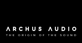 Archus Audio Sticky Logo Retina